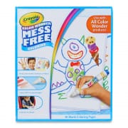 Color Wonder Mess Free Coloring - 30 Blank Coloring Pages