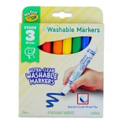 Non-Toxic Ultra-Clean - 8 Washable Markers