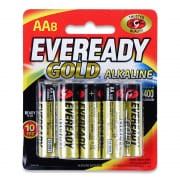 Gold Alkaline A91 Bp8 AA