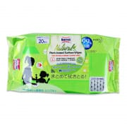 Natural Plantbased Surface Wipes 20S