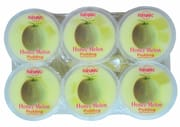NASPAC Honey Melon Pudding W/ Nata De Coco 6sX108g