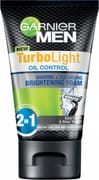 Men Turbo Light Oil Control Foam 100ml