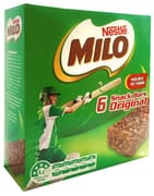 Milo Energy Snack Original Bar 6s X 21g