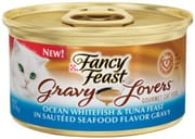 Ocean Whitefish & Tuna Feast In Gravy 85g