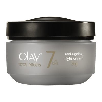 Total Effects  7 In One Anti Ageing Night Cream 50g
