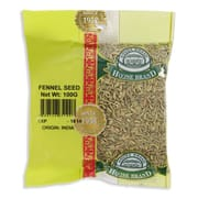 HOUSE BRAND Fennel Seeds 100g