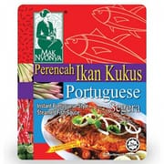 Instant Portuguese Style Steamed Fish Sauce 200g