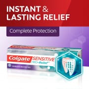 COLGATE Toothpaste Sensitive Pro.Relief - Complete Protection 110g