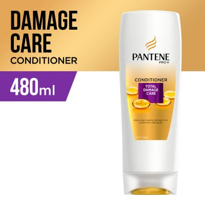 PANTENE Total Damage Care Conditioner 480ml