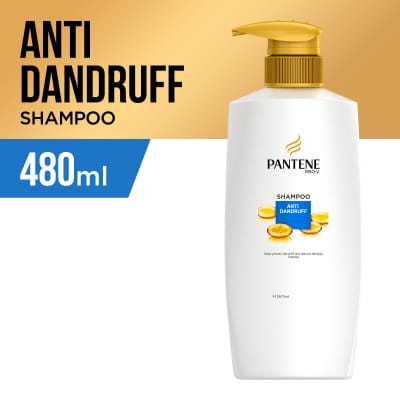 Anti Dandruff Shampoo 480ml