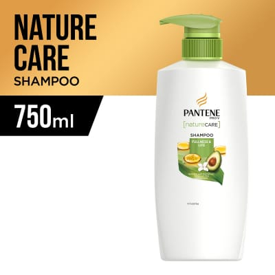 Nature Care Fullness & Life Shampoo 750ml