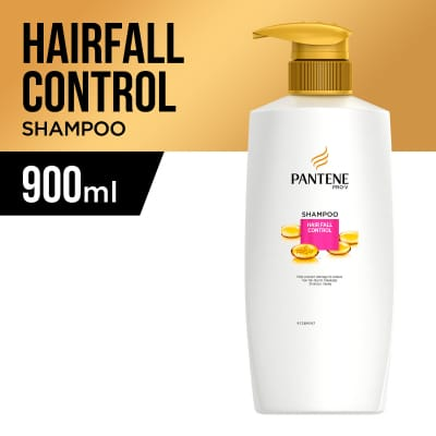 PANTENE Hair Fall Control Shampoo 900ml