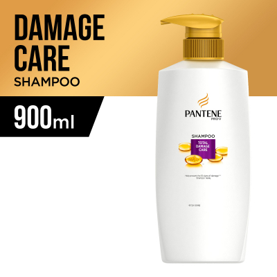 Total Damage Care Shampoo 900ml