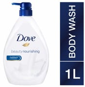 DOVE nutrium beauty nourishing bodywash 1l