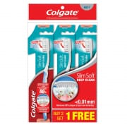 Toothbrush Slim Soft (S) 3s