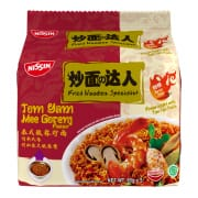 Nissin Tom Yam Mee Goreng Fried Noodles