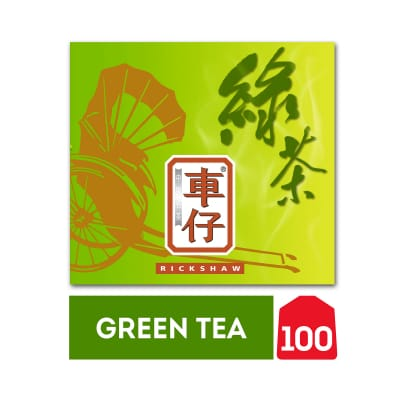 Green Tea 100sX2g