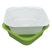 Colander Square 2 Layer 4.2L