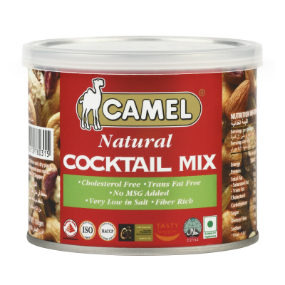 Natural Cocktail Mix Nuts 130g