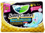 Safety Comfort Night 35cm Wings 8s