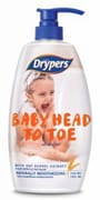 Baby Head To Toe 750ml