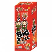 Big Roll Grilled Seaweed - Hot & Spicy 6sX3.6g