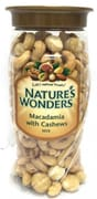 Macadamia W/ Cashews Mix 400g
