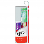 Toothbrush Twister Travel Kit