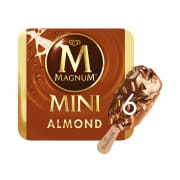 Ice Cream - Mini Almond 6sX60ml