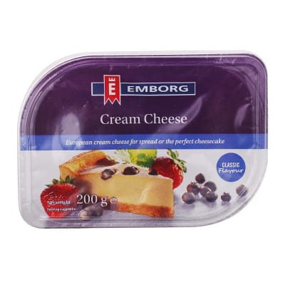 Cream Cheese 200g