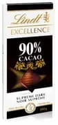 Excellence 90% Supreme Dark Chocolate 100g
