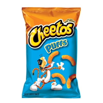 Cheese Flavoured Puff Snack 255.1g