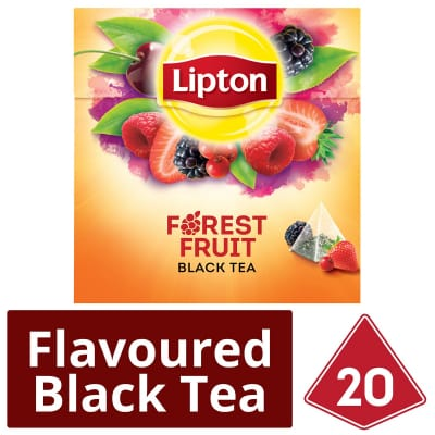 Pyramid Black Tea Forest Fruits 20sX1.8g