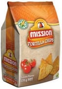 Tortilla Chips Tomato 170g