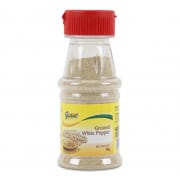 GIANT Ground White Pepper 50g