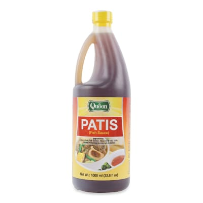 Patis Fish Sauce 1L