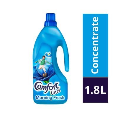 Concentrate Ultra Morning Fresh Fabric Softener 1.8L