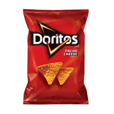 Tortilla Chips - Nacho Cheese 184g