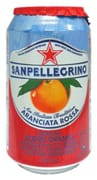 Aranciata Rossa Sparkling Orange Juice 330ml