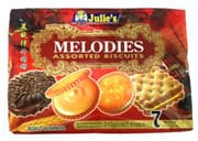 Melodies Assorted Biscuits 7sX30g