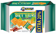 Butter Crackers 12sX25g