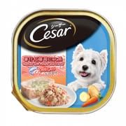 Salmon with Potato & Carrot Omega 3 Dog Food 100g