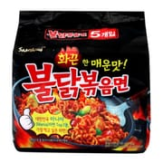 Hot Chicken Flavour Ramen 5sX140g
