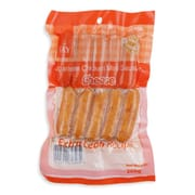 Japanese Mini Chicken Sausage Cheese 200g