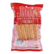 Japanese Mini Chicken Sausage Original 200g
