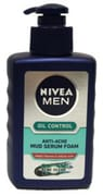 NIVEA Men Anti Acne Mud Serum Foam 120ml