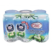 Young Coconut Juice 6sX310ml