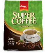 SUPER 3 In 1 Hazelnut Coffee 30sX20g