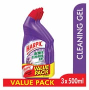 Active Cleaning Gel Lavender 3sX500ml