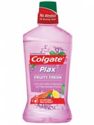 Plax Mouthwash Fruity Fresh 1l